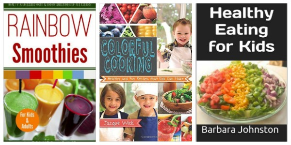 Colourful recipes for kids at Castle View Aademy