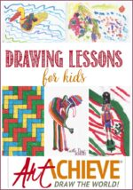 Drawing Lessons For Kids by ArtAchieve; A Review