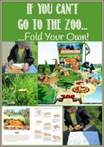 If You Can't Go To The Zoo, Fold Your Own!