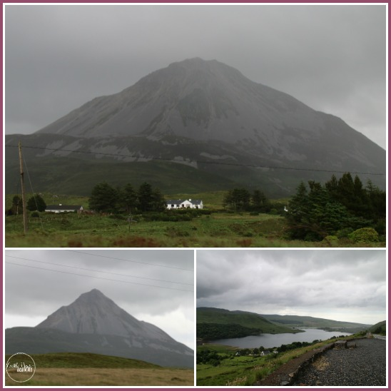 Mt. Errigal, Co. Donegal, Ireland with Castle View Academy Top 10 things to do in North West Donegal