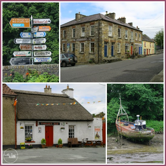 Ramelton, Co. Donegal in Ireland is a scenic place with Castle View Academy; top things to do in North West Ireland
