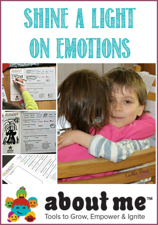 Use a Shine A Light board to help children learn to self-regulate their emotions and ask for help when they need it; a review by Castle View Academy