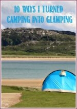 10 Ways I Tried To Turn Camping Into Glamping
