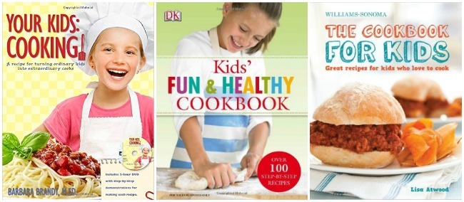 Cookbooks for kids with Castle View Academy