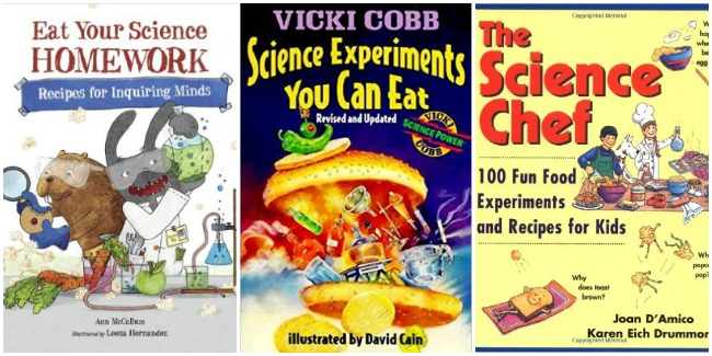Eat your science books with Castle View Academy