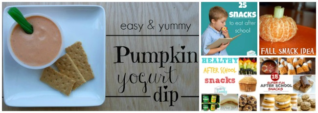 Fall Snack ideas for kids at Castle View Academy