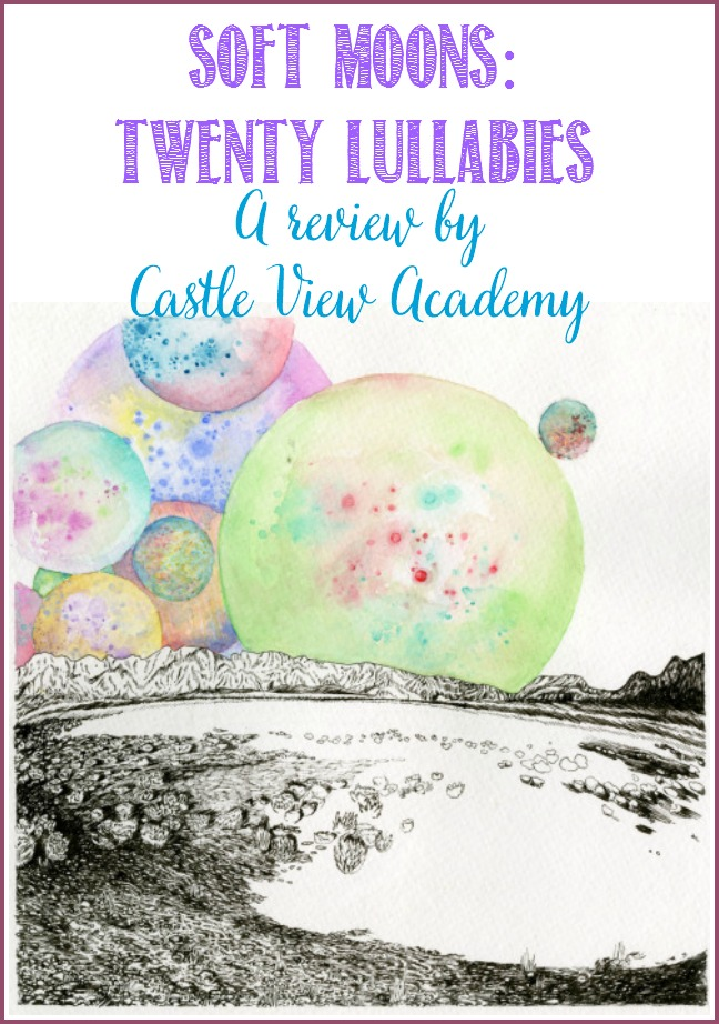 Soft Moons Twenty Lullabies - A review by Castle View Academy (It's not just for babies!)