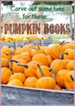 Carve Out Some Time For These Pumpkin Books on WTRW Linky