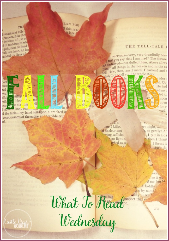 fall-books-on-what-to-read-wednesday-at-castle-view-academy