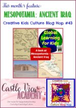 Mesopotamia: Ancient Iraq Feature on CKC Blog Hop