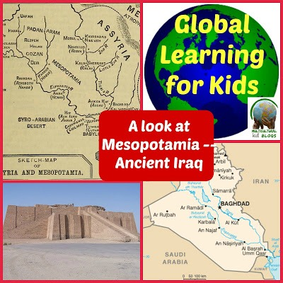 Ancient Iraq: mesopotamia-featured-at-castle-view-academy