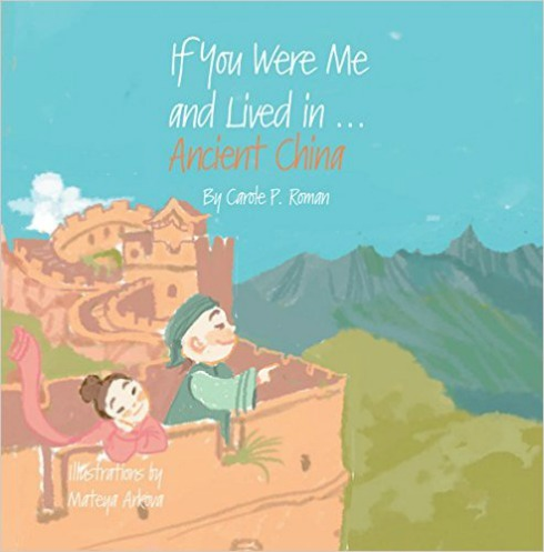 A review of If you were me and lived in ancient china at Castle View Academy