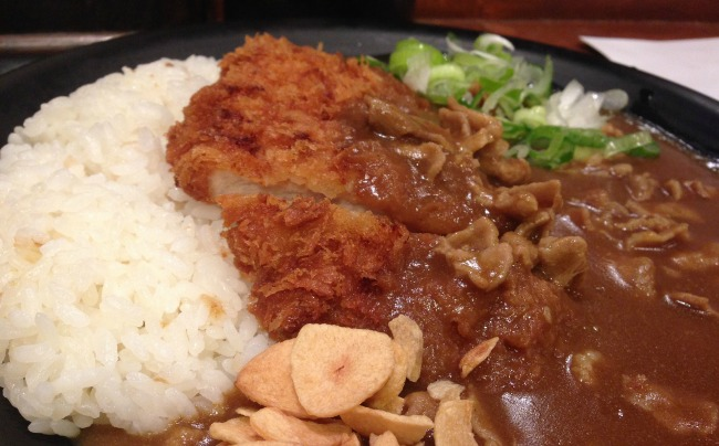 Katsu Curry is popular in Japan - Castle View Academy