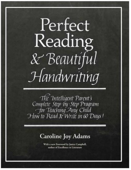 Perfect Reading and Beautiful Handwriting at Castle View Academy