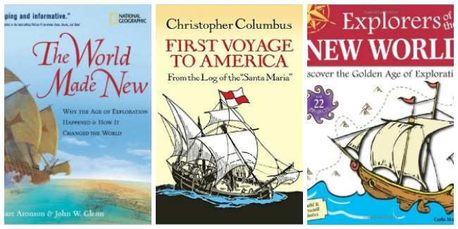 The World Made New Why The Age Of Exploration Happened: Great Books About Explorers And What To Read Wednesday