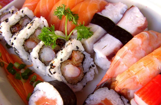 sushi is popular in Japan and abroad - Castle View Academy
