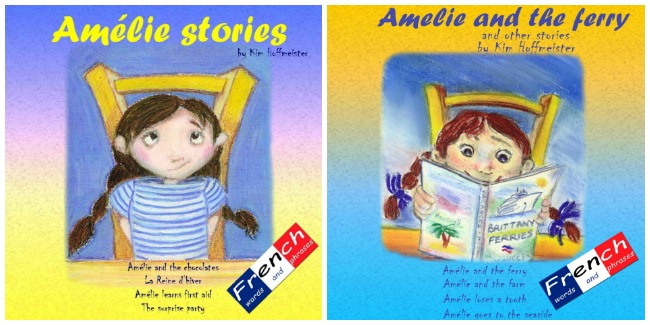 Amelie Stories by Kim Hoffmeister and enjoyed by Castle View Academy homeschool