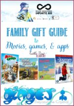 Family Gift Guide to Movies, Games, and Apps
