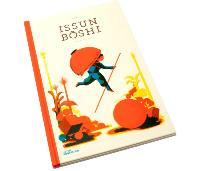 Issun Boshi by Little Gestalten, reviewed at Castle View Academy homeschool