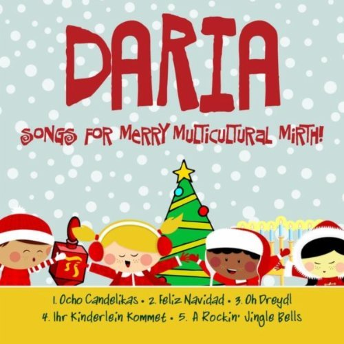 Songs of Merry Multicultural Mirth by Daria