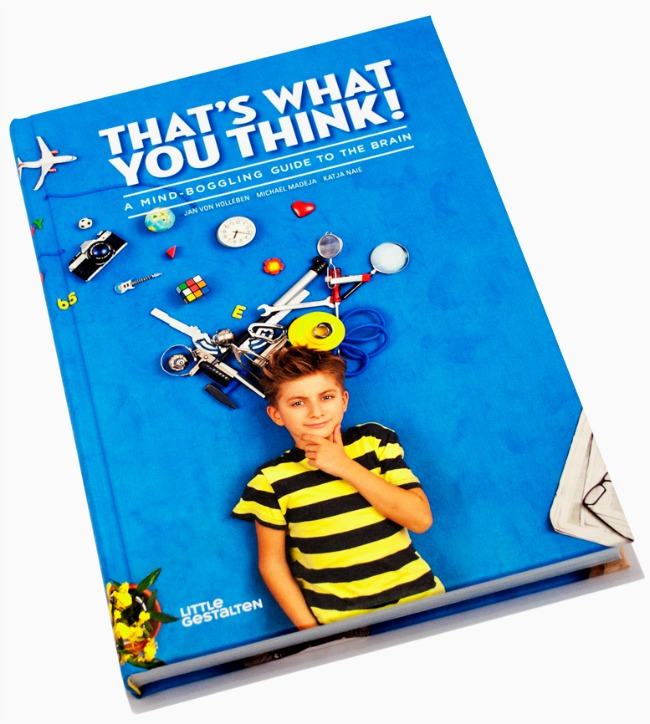 That's What You Think! A Mind-boggling Guide To The Brain, Castle View Academy homeschool