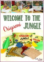 The Kids Are Going Wild For Origami Jungle