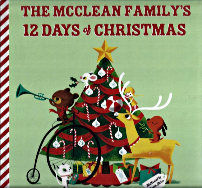 12 Days of Christmas Family Edition