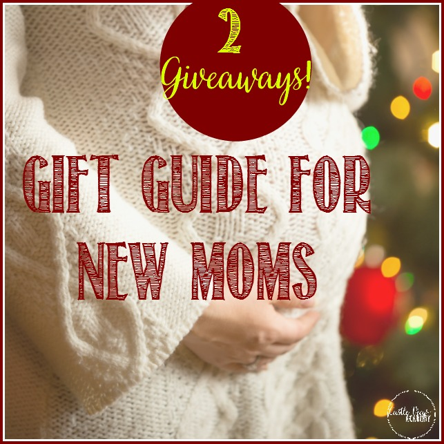 2 Giveaways for New Moms at Castle View Academy homeschool - Hotmilk and I See Me