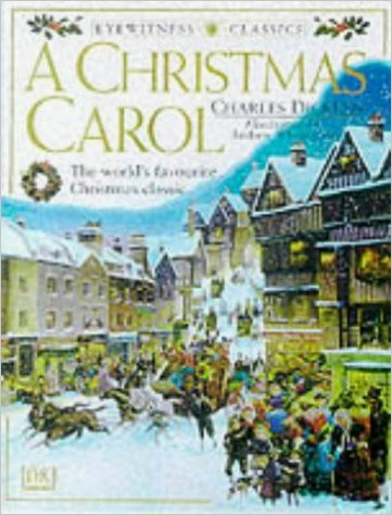 A Christmas Carol inspired craft at Castle View Academy homeschool