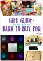 """Hard To Buy For"" Gift Guide"