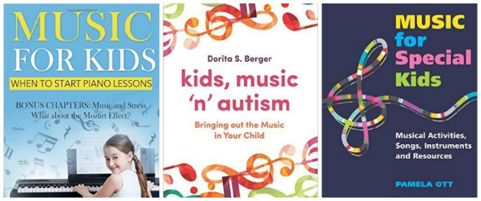 Books About Using Music in Therapy for Kids at Castle View Academy homeschool