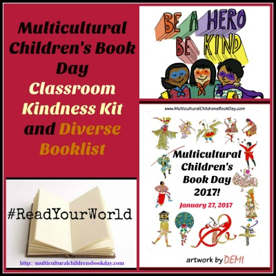 Classroom kindness kit and diverse booklist