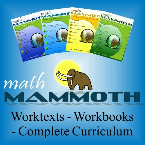 Math Mammoth at Castle View Academy