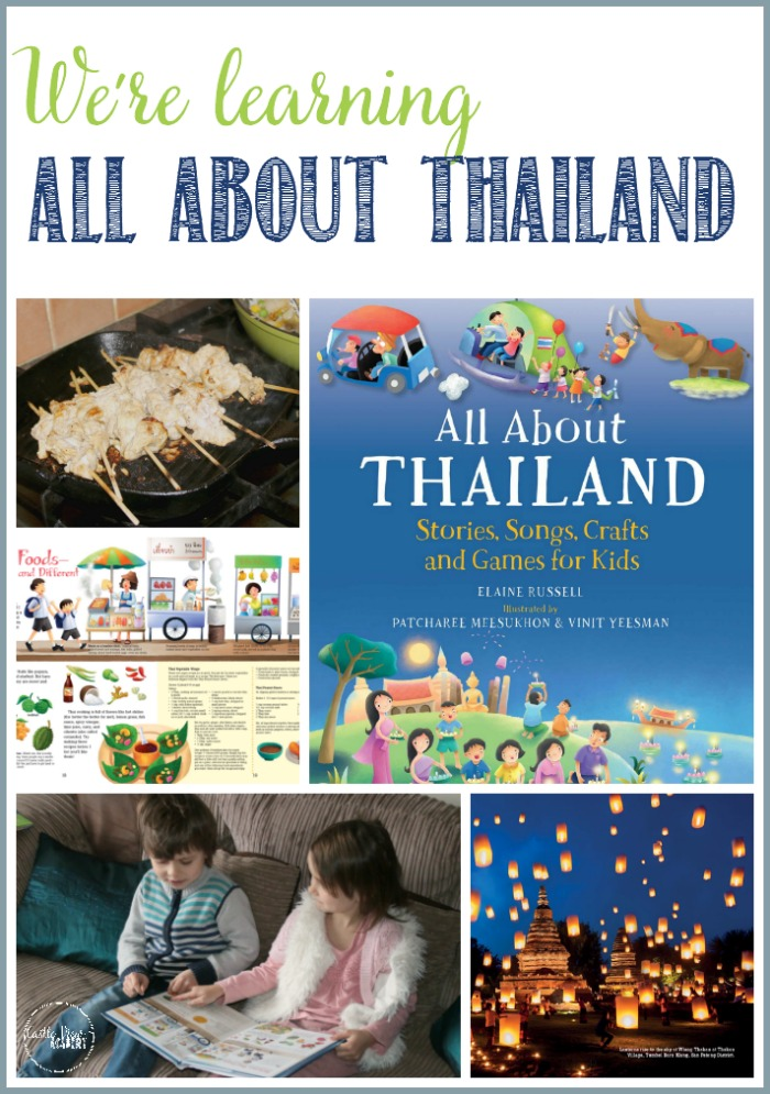We're Learning All About Thailand!