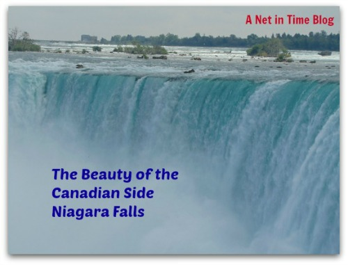 beauty niagara falls Canada A Net In Time at Castle View Academy homeschool