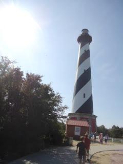 Graveyard of the Atlantic Lighthouses