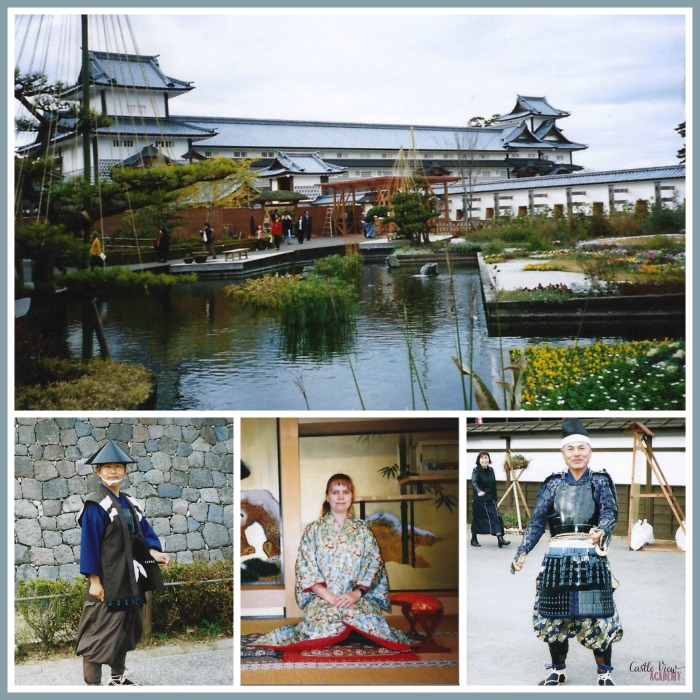 Kanazawa Castle, Japan, as visited by Castle View Academy homeschool