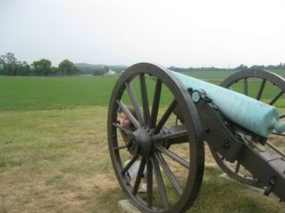 Maryland has a number of Civil War sites to visit, including Antietam National Battlefield and Monocacy National Battlefield