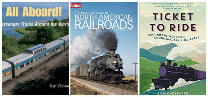 Trains around the world at Castle View Academy homeschool
