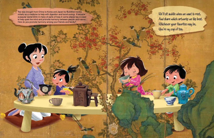Asian Art for kids