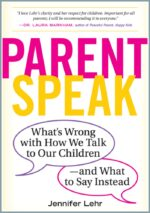 Do You Use ParentSpeak?