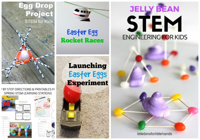 Engineering experiments with eggs at Castle View Academy homeschool