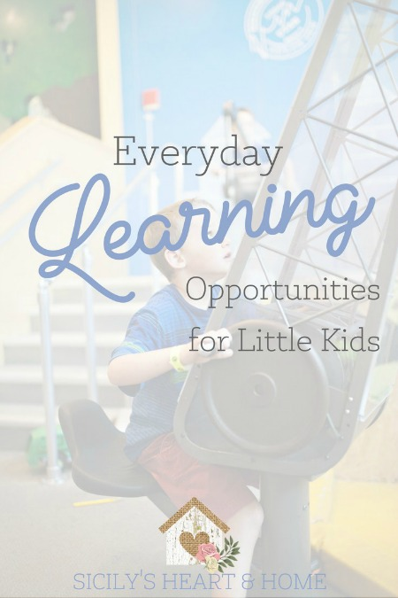 Everyday-learning-opportunities