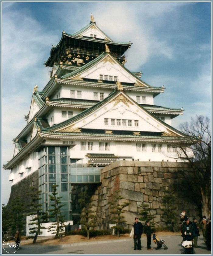 Osaka Castle, Japan A-Z with Castle View Academy homeschool