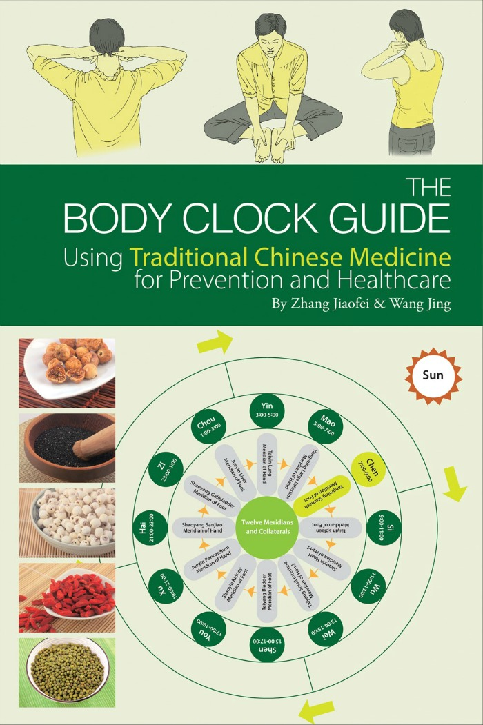 The Body Clock Guide, Using Traditional Chinese Medicine for Prevention and Healthcare, reviewed by Castle View Academy homeschool