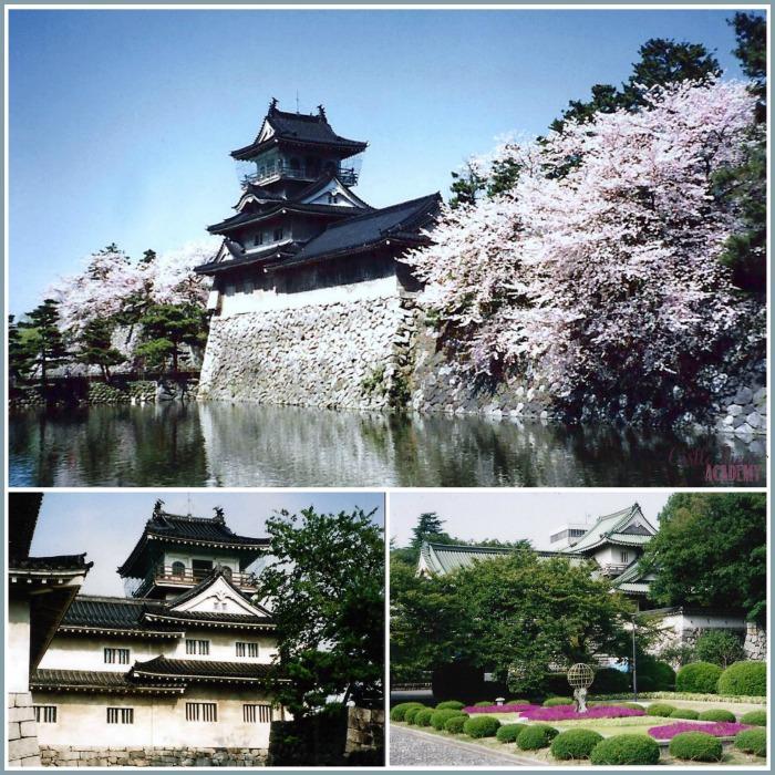 Toyama-jo (Toyama Castle) in Toyama, Japan, Travelling with Castle View Academy homeschool Japan A-Z