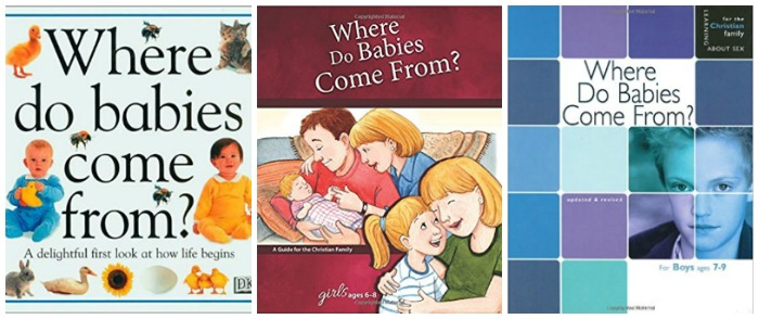 Where Do Babies Come From At Castle View Academy homeschool