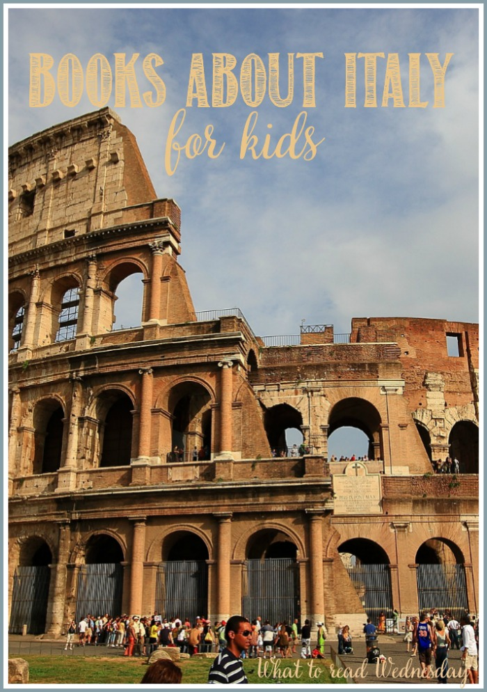 Books About Italy For Kids at Castle View Academy, Italian Travel for kids