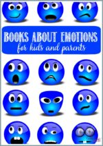 How Are You Feeling? Books About Emotions on WTRW Linky Party