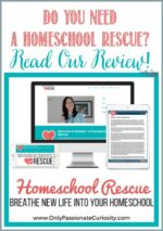 Could You Use a Homeschool Rescue?